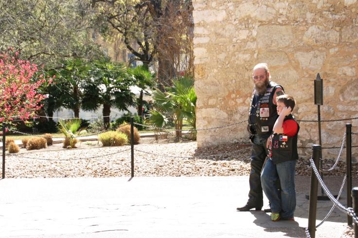 At the Alamo, 1